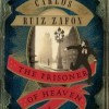 Book Review: THE PRISONER OF HEAVEN by Carlos Ruiz Zafón