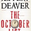 Book Review: THE OCTOBER LIST by Jeffery Deaver