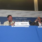 """Cops & Crooks in California"" Panel at L.A. Festival of Books with Crais, Winslow, Parker & Wambaugh"