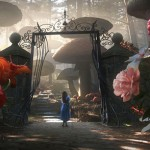 Teaser Trailer for Tim Burton's ALICE IN WONDERLAND!