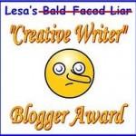 Lesa's+Blogger+Award