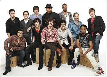 american idol guys