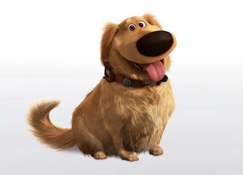 Dug The Dog Toy