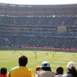Pictures from Soccer City