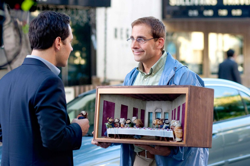 Movie Review: DINNER FOR SCHMUCKS | Pop Culture Nerd