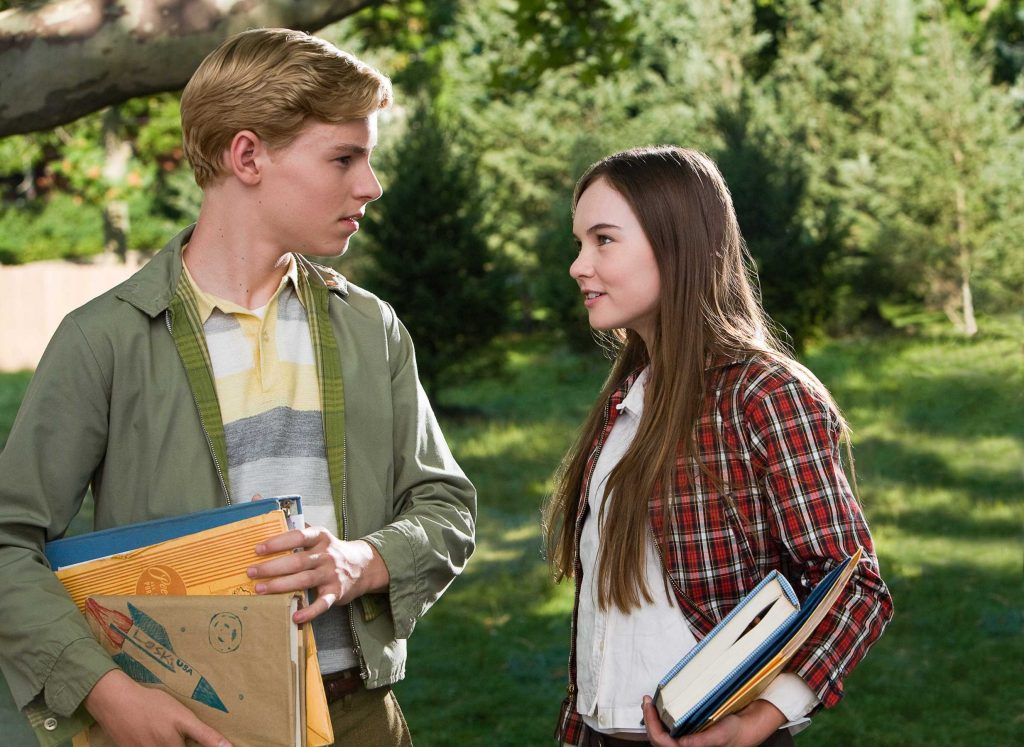 Movie Review: FLIPPED | Pop Culture Nerd I Am Number Four Movie Poster