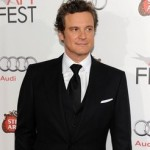 Firth at AFI Fest