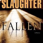 Winners of Karin Slaughter's FALLEN