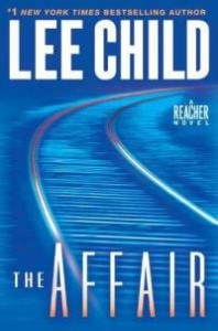 Book Review The Affair By Lee Child