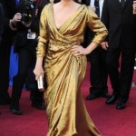 Oscars Fashion 2012
