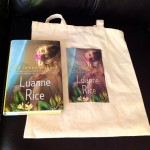 Winner of Luanne Rice's THE LEMON ORCHARD + Tote Bag