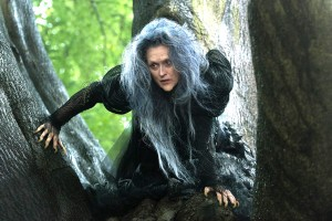 into the woods streep