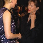 Exclusive Backstage Look at the BAFTA/LA Awards–Part One