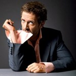 Chat with Hugh Laurie This Wednesday