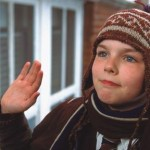 Hoult in ABOUT A BOY