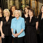 Betty White on SNL