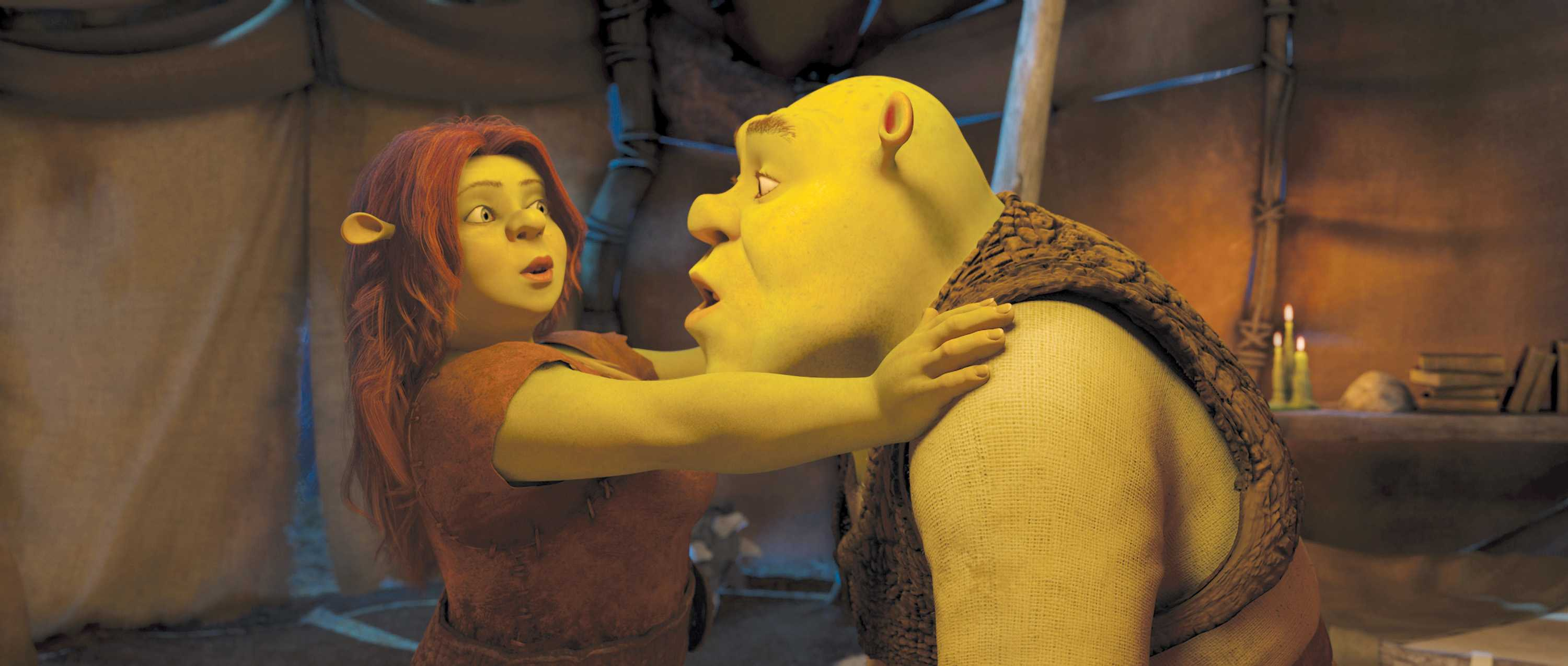 Movie Review Shrek Forever After Pop Culture Nerd