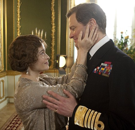 THE KING'S SPEECH: Movie Review with Production Notes ...
