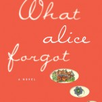 Book Review: WHAT ALICE FORGOT by Liane Moriarty