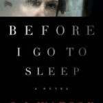 Book Review: BEFORE I GO TO SLEEP by S.J. Watson