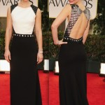 Golden Globes 2012 Fashion Roundup