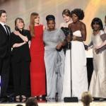 Reactions to SAG Awards 2012 & Fashion Roundup