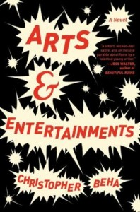 arts & entertainment cover