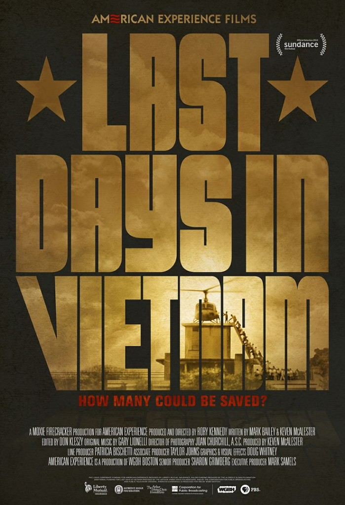 last days in vn poster