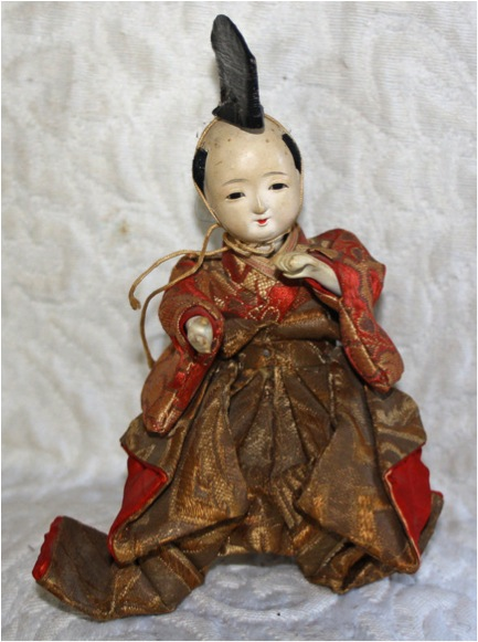 male japanese doll