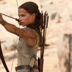 Strong Women Taking Charge in TOMB RAIDER & COLLATERAL